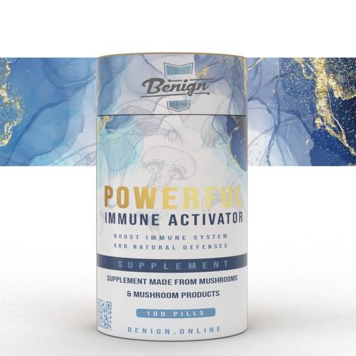 supplement powerful immune activator