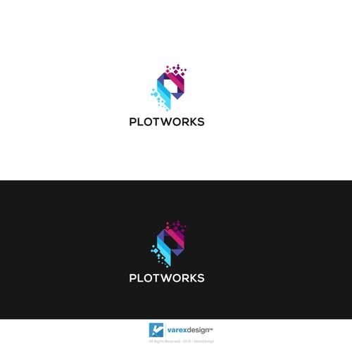 Plotworks logo