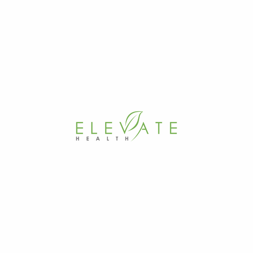 Create a simple, clean, modern logo for a cutting-edge naturopathic medical clinic