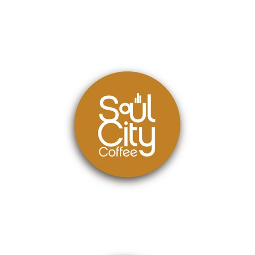 Logo for Soul City Coffee.