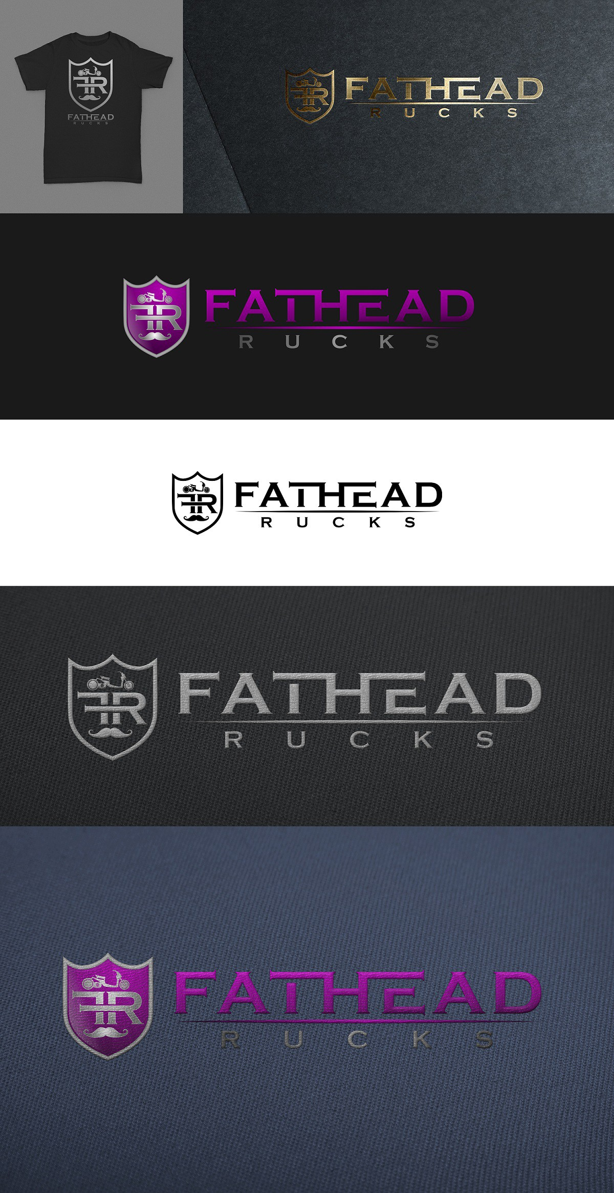 Be a part of introducing Fathead Rucks custom mopeds to the Northeast