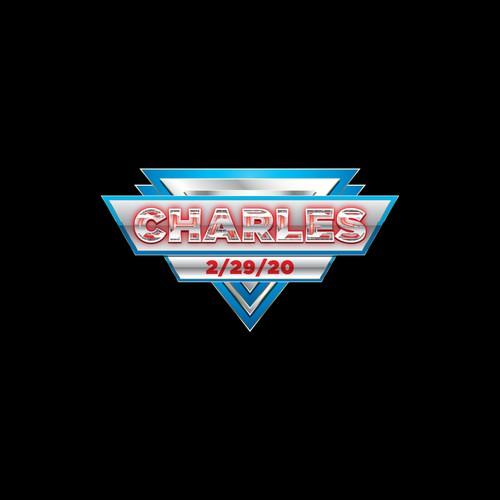 Logo For Charles' Birthday
