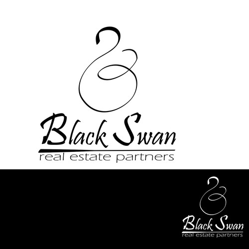Logo needed-real estate start up.  Formal, creative. BlackSwan
