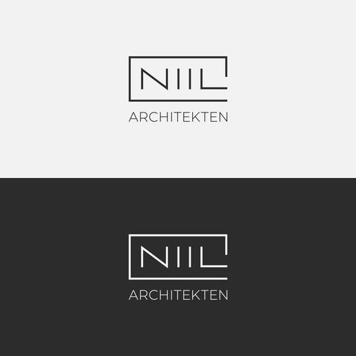 NIIL ARCHITEKTEN logo design