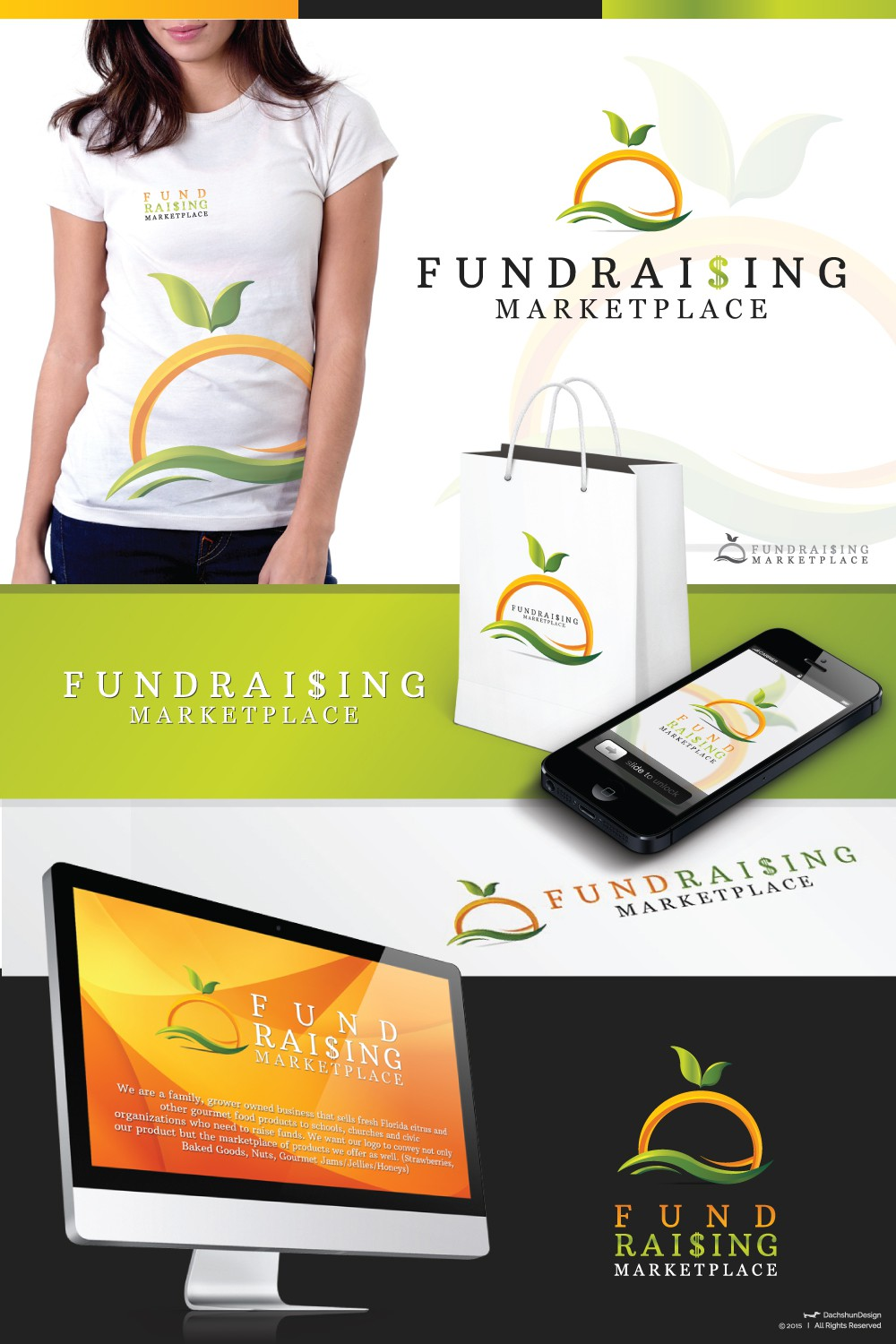 Create a Fun & Vibrant Logo To Highlight our Marketplace of Services