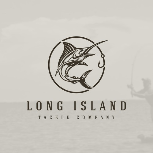 LOGO DESIGN FOR TACKLE COMPANY
