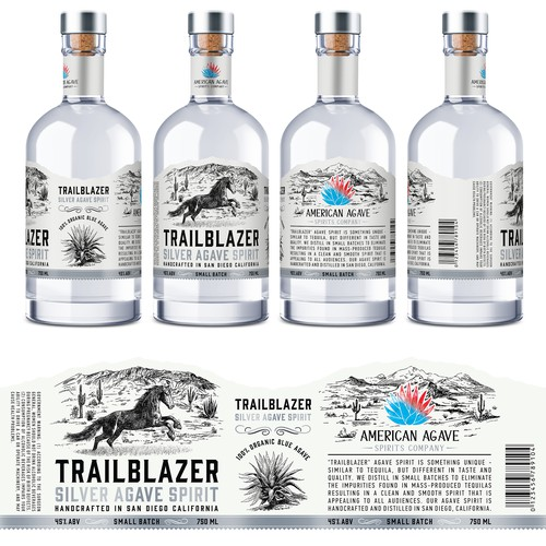 Trailblazer Agave Spirit