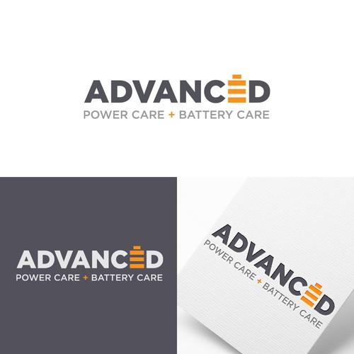logo for battery care