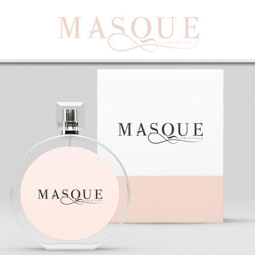 Logo design for beauty brand