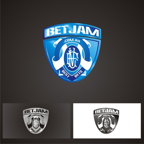 Create the next logo for betjam.com.au