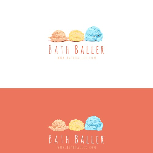 Are you a Bath Baller?  Make a fun logo for a new subscription box company!