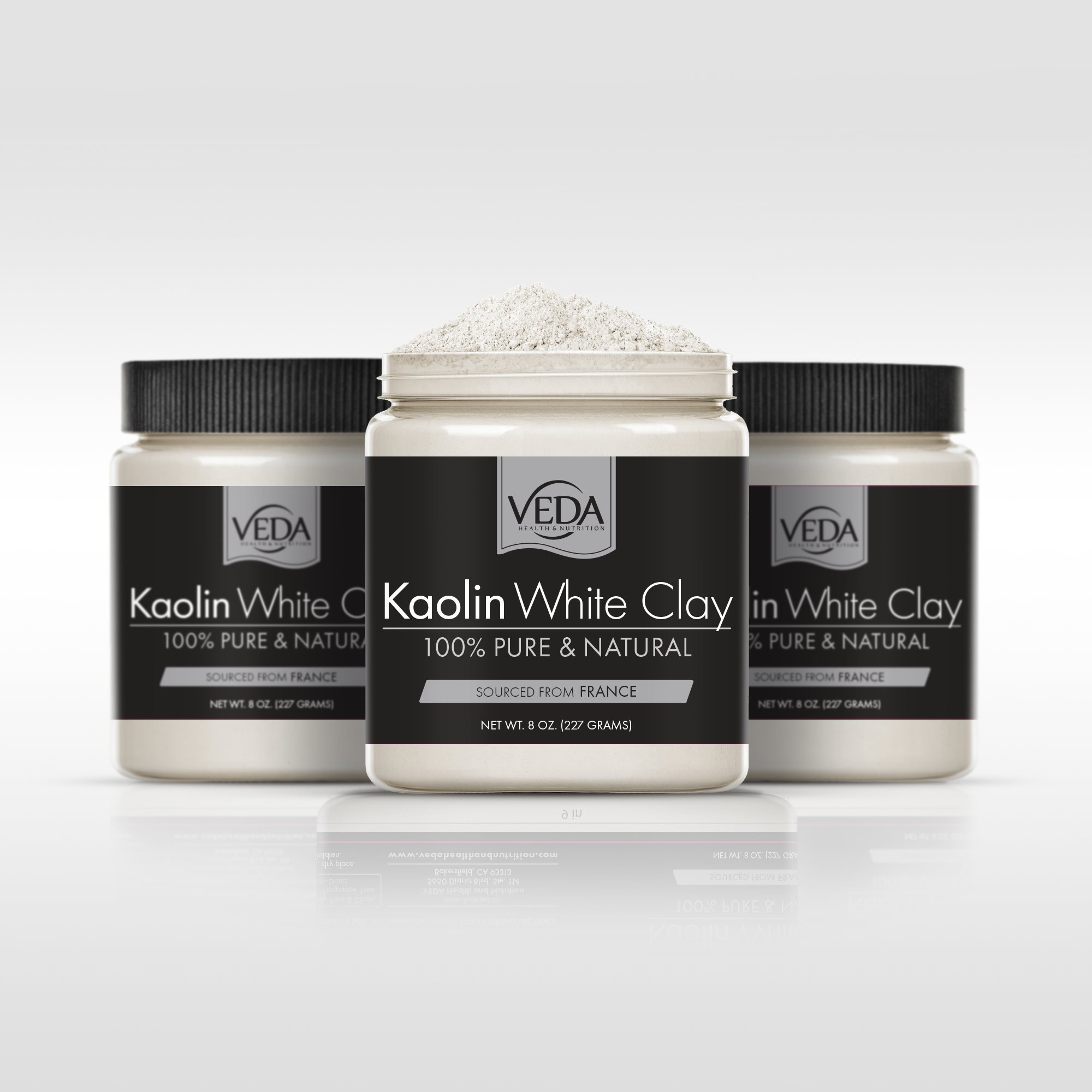 VEDA Clay Label x 2