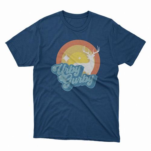 Shirt Design for Urby Gurby