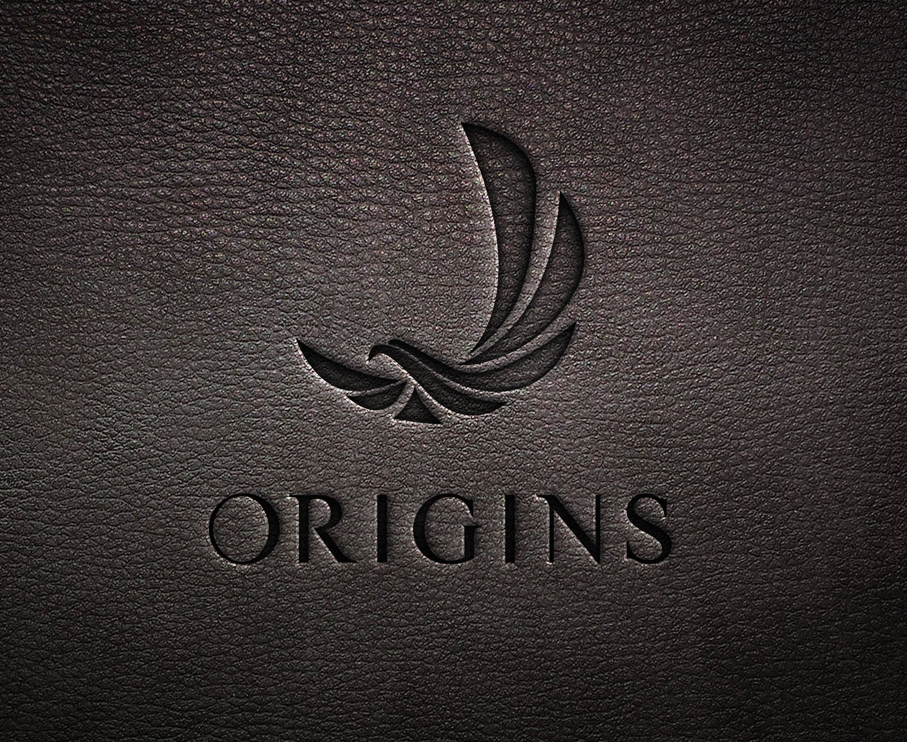 Leather Company Logo (embossed onto leather) BLIND + Guaranteed Money