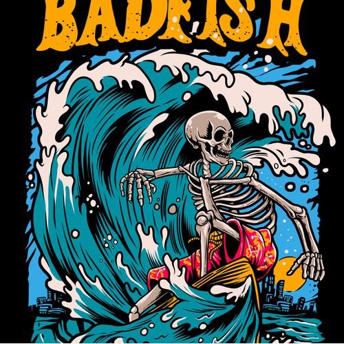 Skeleton Surfing
