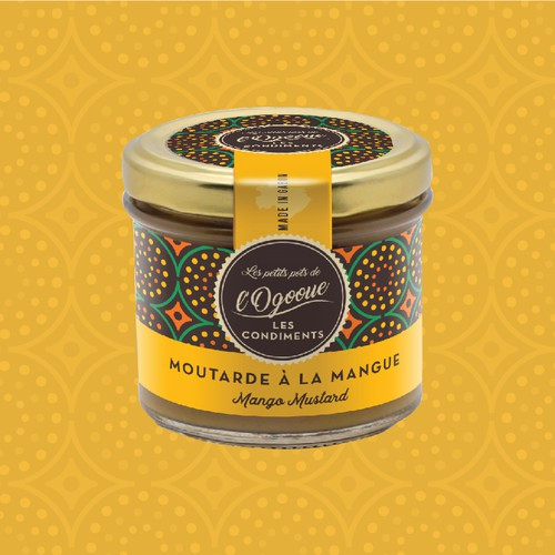 African Mustards product range
