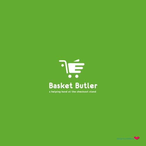 Basket Butler Logo Design