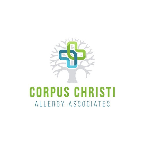 Logo for medical clinic.