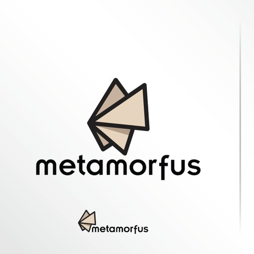 logo for metamorfus website