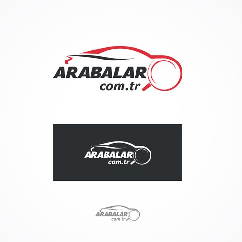 New logo for automobile web site