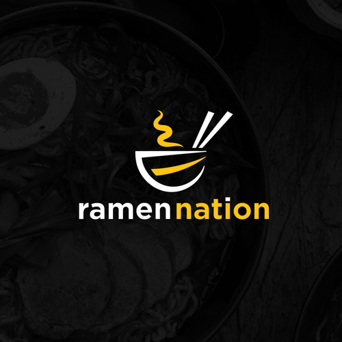Modern, Eye-catching design for Ramen Nation