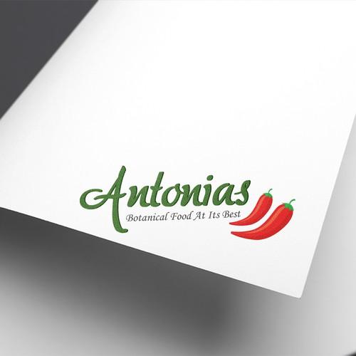 Logo Concept for Botanical farm