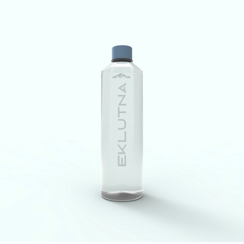 Design of a plastic bottle for Eklutna