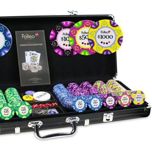 Pokeo.fr Deluxe poker chips