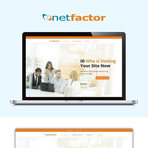Website NetFactor