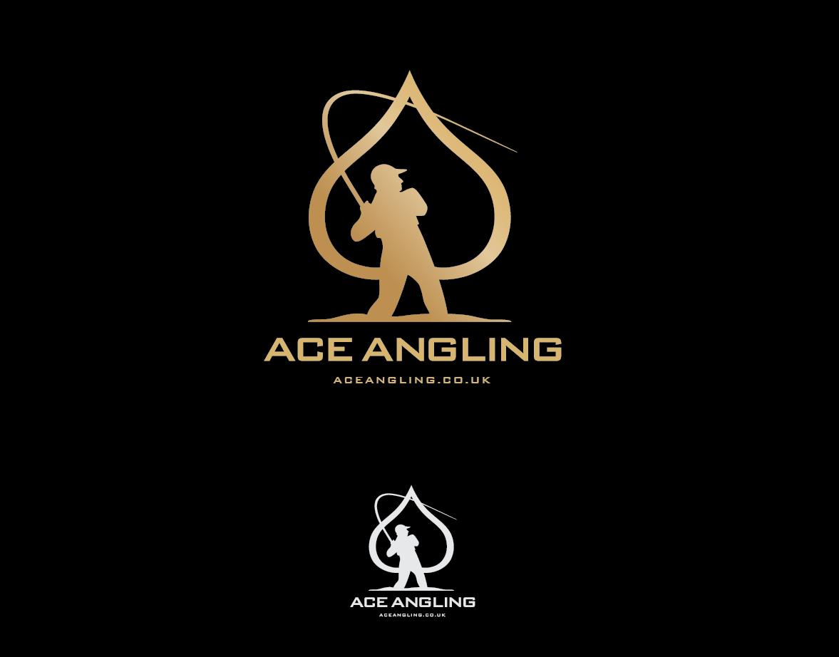 logo for Ace Angling