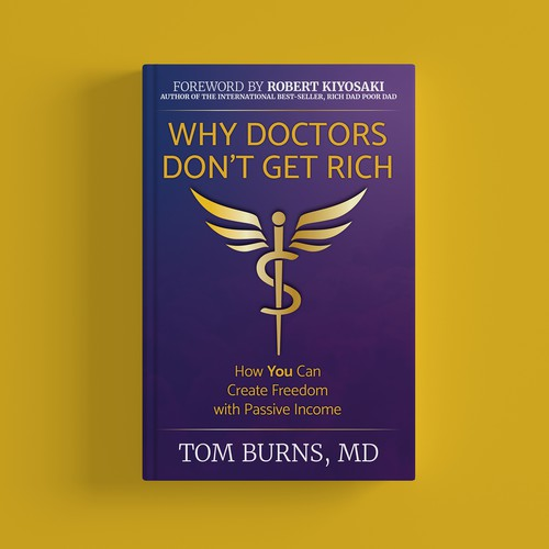 Why Doctors Don't Get rich Concept Cover