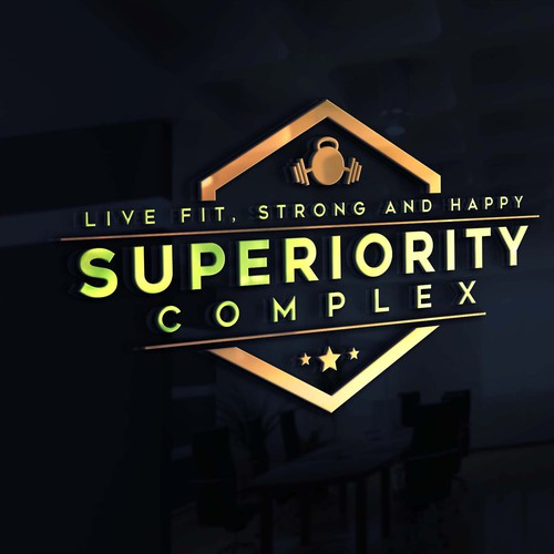 Logo for SUPERIORITY COMPLEX