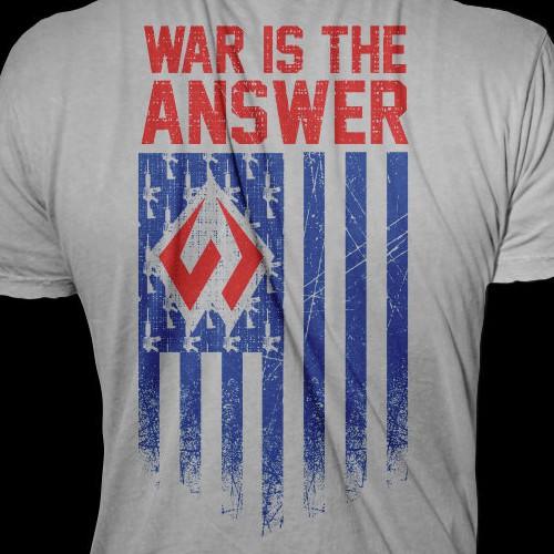 WARPATH Tshirt design
