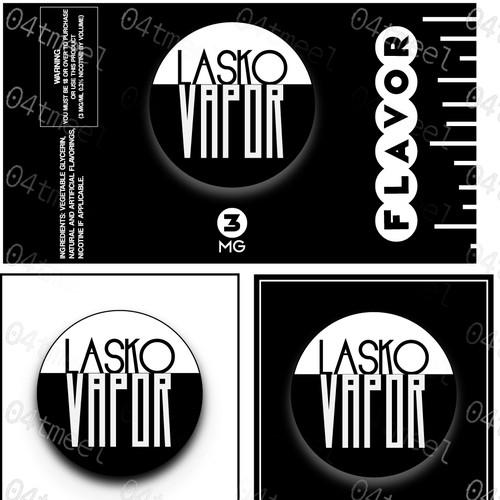 Lasko Vapor Bottle Label