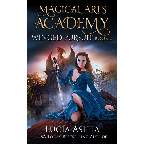 Winged Pursuit Book 2