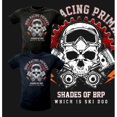 Boss Racing Primary