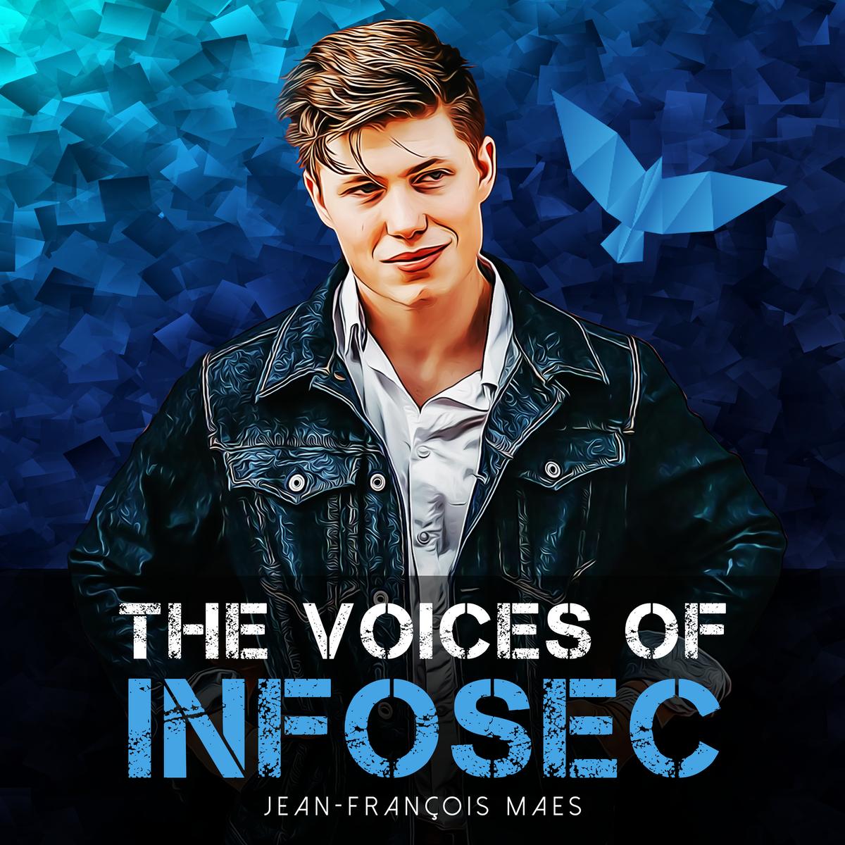 Design Art for a new upcoming infosec podcast!