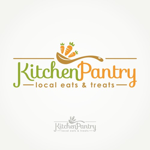 Kitchen Pantry - organic cafe