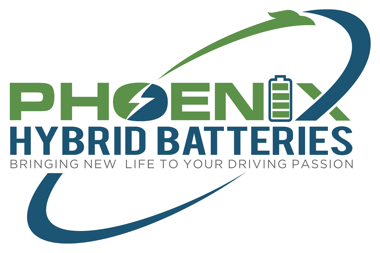 Create a brand identity for Phoenix Hybrid Batteries