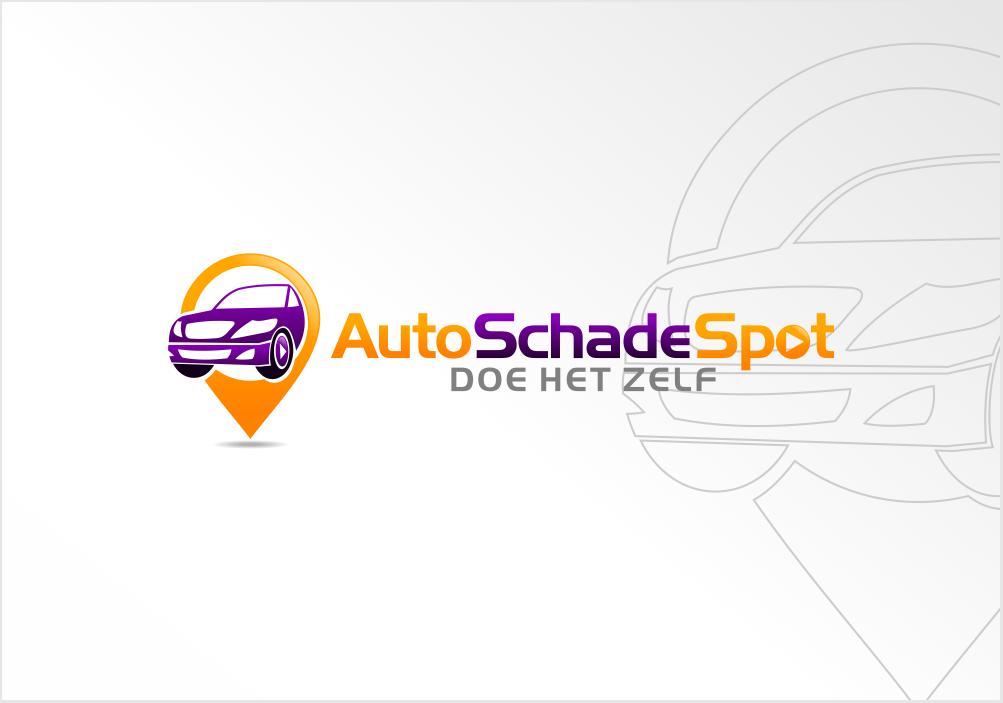 Create the next logo for AutoSchadeSpot