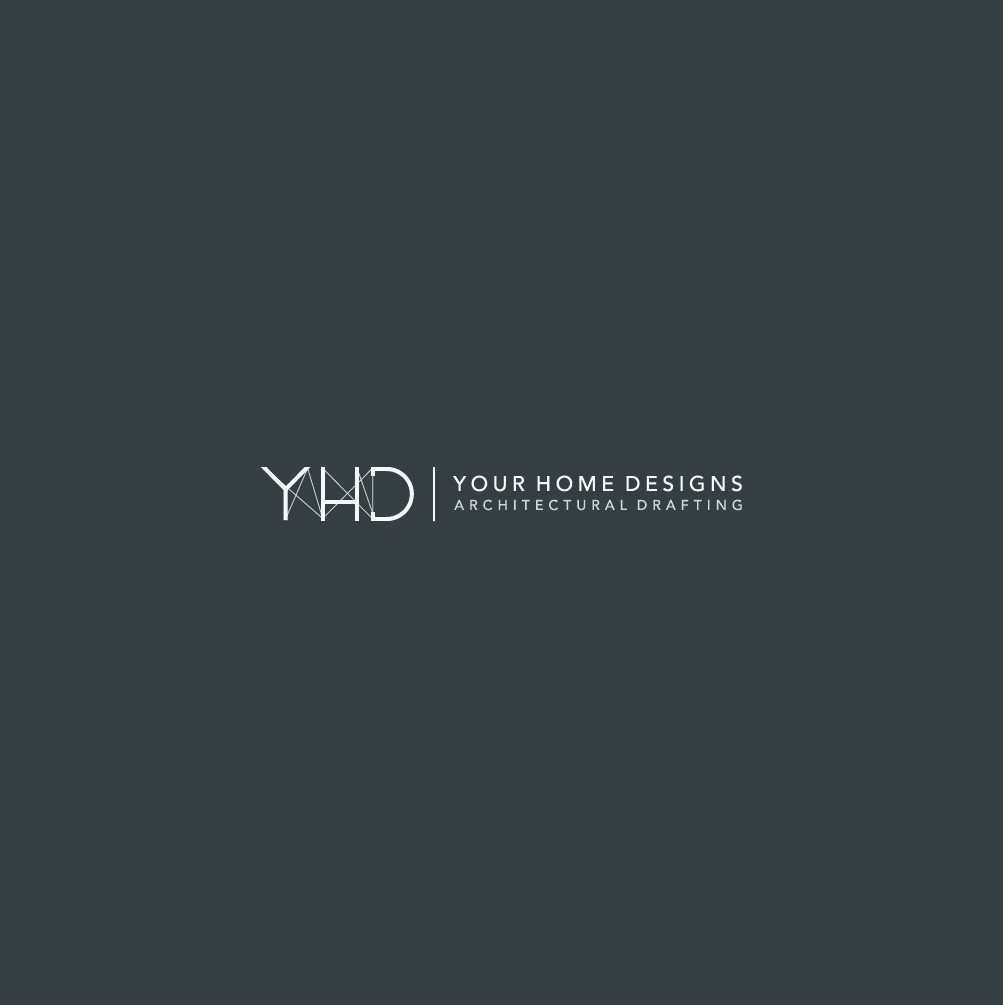 Minimalistic Boutique Architect Logo - NOW BLIND!