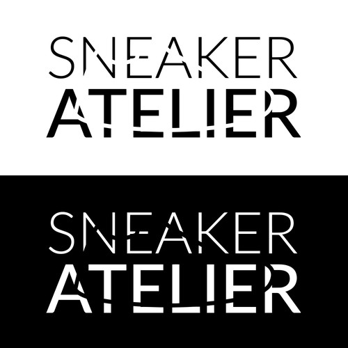 Logo concept for shoes store/maker
