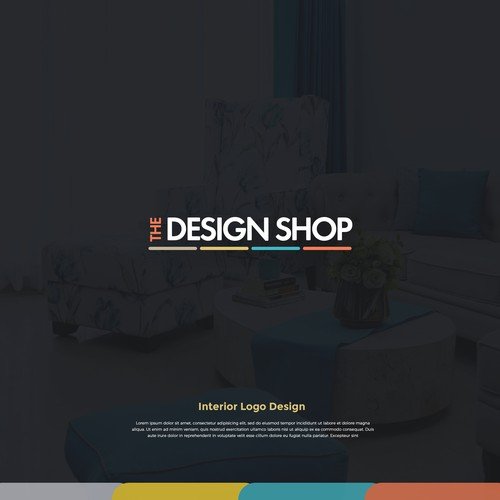 Interior Design Shop Logo