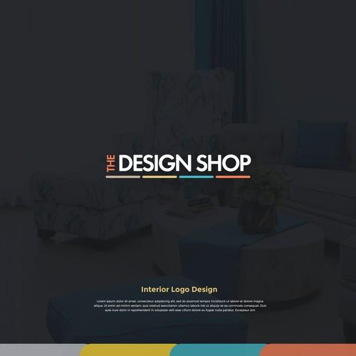 Interior Design Shop Logo