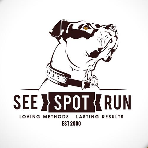 Pro Dog Trainer Needs New Logo