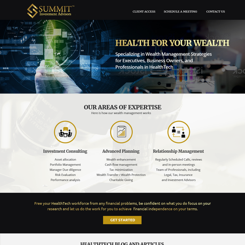 Health tech Investment