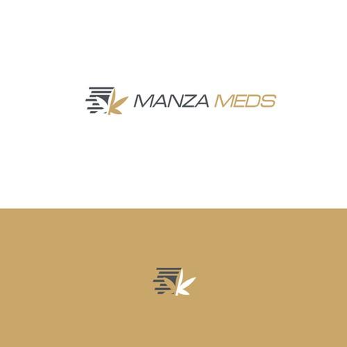 MANZA MEDDS LOGO