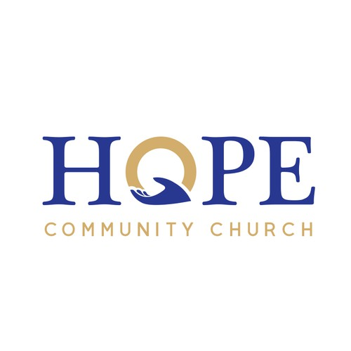 Vector Brand Logo For Hope Community Church