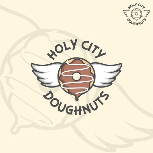 logo for Holy City Doughnuts