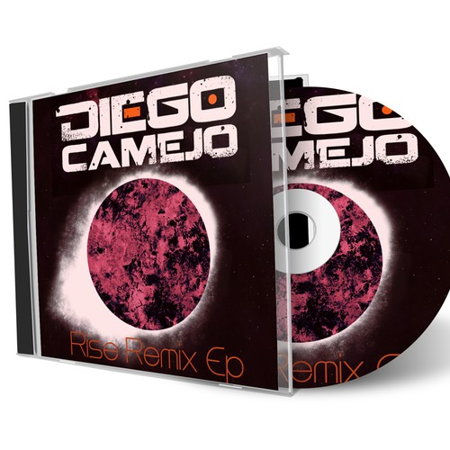 Create the next postcard or flyer for Diego Camejo